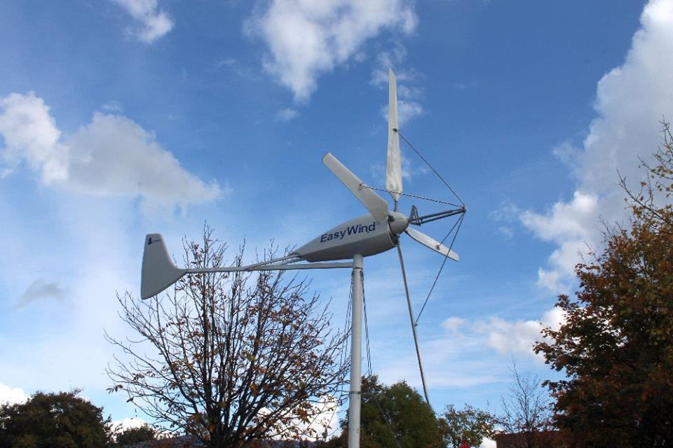 Windenergie für dich und mich